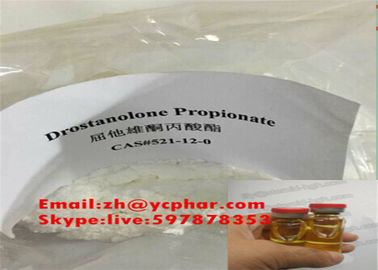 چین Masteron Powder Anabolic Steroid Drostanolone Propionate For Strength Retain توزیع کننده