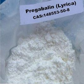 چین Pregabalin Lyrica Pharmaceutical Raw Materials Antiepileptic Treatment Drugs Pregabalin کارخانه