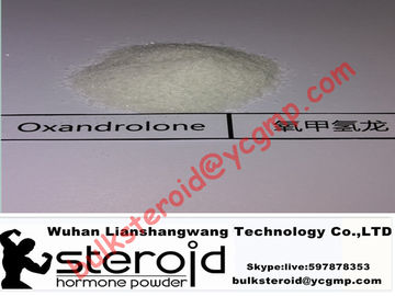 کیفیت خوب پودر استروئید خام & Oral Anabolic Steroids Oxandrolone Powder Tablets Press Anavar Crystalline حراج