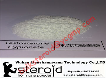 چین Healthy Testosterone Cypionate CAS 58-20-8 Body Health Fitness For Bodybuilder توزیع کننده