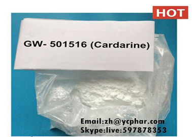 چین GW-501516 Cardarine SARM Steroid Bodybuilding MK2866 Lean Mass Workout Cycle توزیع کننده